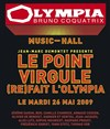 Le point virgule (re)fait l'Olympia - L'Olympia