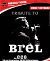 Tribute to Jacques BREL au CCO - CCO - Villeurbanne