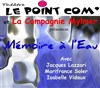 Mémoire à l'eau - Le Point Com'
