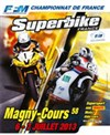Championnat de france superbike - Circuit de nevers magny-cours