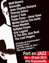 Eric legnini & the afro jazz beat festival fort en jazz - Iris