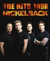Nickelback the hits tour - Zenith nantes metropole