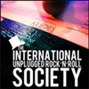 The international unplugged rock'n'roll society - La laiterie