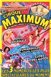 Le Cirque Maximum dans happy birthday... - Chapiteau Maximum à Rochefort