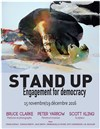 Vernissage : Stand Up - Engagement for democracy -