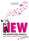New | The improvised musical (in English) - MPAA / Auditorium Saint-Germain