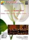 Ensemble vocal Laeta Voce - 