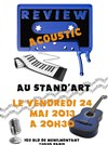Review Acoustic - Stand'Art Café