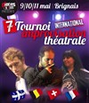 Tournoi International d'improvisation par Pièces en Stock - Le Briscope