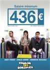 Salaire Minimum : 436 euros -