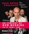 MonkeyJunk / Nico Wayne Toussaint - New Morning