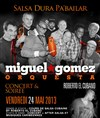 Miguel Gomez Orquesta Salsa - La Chapelle des Lombards