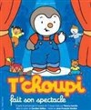 Tchoupi fait son spectacle - Patinoire Meriadeck