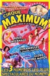 Le Cirque Maximum dans Happy birthday... | - Wattrelos - Chapiteau Maximum à Wattrelos