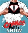 Comics Party Show - Le Zanzibar