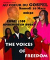 Au coeur du gospel | avec The Voices of freedom -