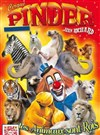 Cirque Pinder dans Les animaux sont rois | - Dole - Chapiteau Pinder &#224; Dole
