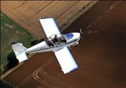 Vol d'initiation en avion ultraleger 30 minutes de balade aérienne. ULM 95 - A�rodrome Persan / Beaumont Affiche