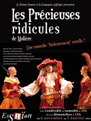 Les precieuses ridicules | Theatre Essaion Th��tre Essaion Affiche