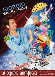 Giorgio Magic Show La Com�die Saint Michel ( grande salle )