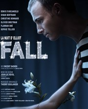 La Nuit d'Elliot Fall Vingti�me Th��tre Affiche
