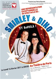 Shirley et Dino Th��tre de Paris Affiche
