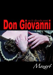 Don Giovanni Th��tre Musical Marsoulan