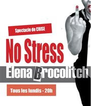 Elena Brocolitch dans No Stress Th��tre Popul'air du Reinitas Affiche