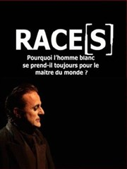 Race(s) Th��tre Pierre Tabard Affiche