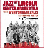 Jazz at Lincoln Center Orchestra L'Olympia Affiche