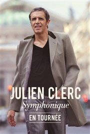 Julien Clerc symphonique Palais des Sports Affiche