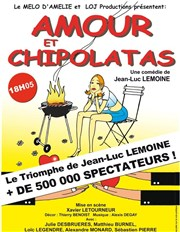 Amour & chipolatas Th��tre le Palace - Salle 1 Affiche