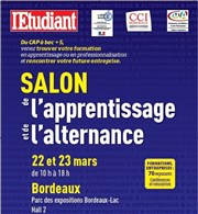 Salon de l 39 apprentissage et de l 39 alternance de bordeaux - Salon de l alternance et de l apprentissage ...