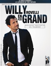 Willy Rovelli dans Encore plus grand Th��tre de la Clart� Affiche