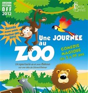 Une journ&#233;e au zoo Thtre Le Climne