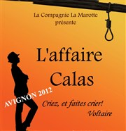 Anne Durand dans L&#39;affaire Calas : criez, et faites crier ! Thtre des Corps Saints