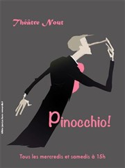 Pinocchio version courte Th��tre Nout Affiche