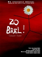 Zo Brel ! Th��tre Akt�on Affiche