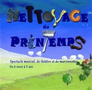 Nettoyage de Printemps Th��tre Akt�on Affiche