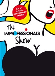 Improfessionals Show Th��tre Essaion Affiche