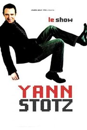 Yann Stotz Le Trait d'Union Affiche