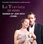La Traviata Casino Flamingo Affiche