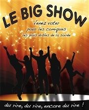 Le Big Show Th��tre Le Bout Affiche