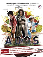 Ados Le Point Virgule Affiche