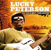Lucky Peterson Blues Band New Morning Affiche
