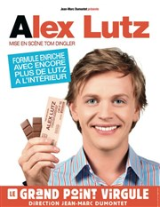 Alex Lutz Le Grand Point Virgule - Grande salle Affiche