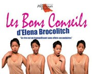 Elena Brocolitch dans Les Bons conseils d&#39;Elena Brocolitch La Chocolaterie