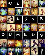 Paname, We Love Comedy Le Paname Affiche