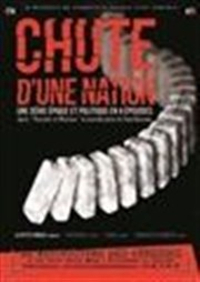 Chute d'une nation : Chaos : Episode 3 La Manufacture des Abbesses Affiche