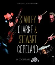 Clarke, Copeland Band + The Soul Rebels Le Bataclan Affiche